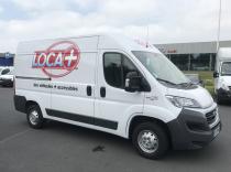 véhicule utilitaire catégorie 4 - 11m3 - loca +